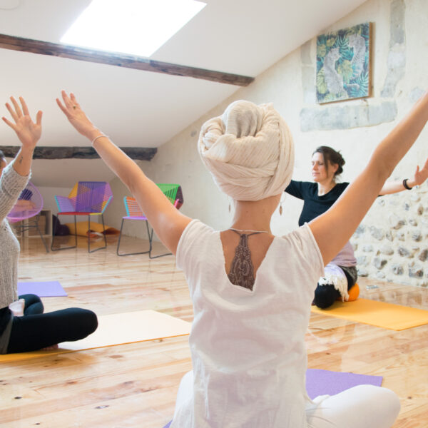 Yoga Kundalini - Crest - Drôme