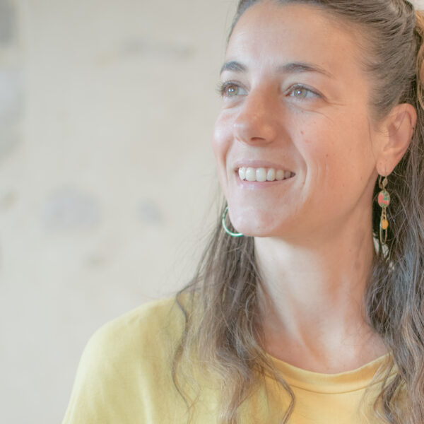 Géraldine Soares - Enseignement Yoga - Crest - Drôme