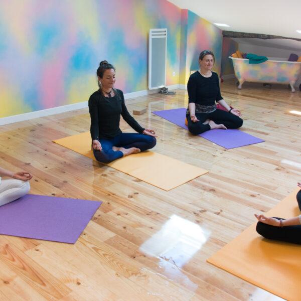 Akhanda Yoga - Crest - Drôme