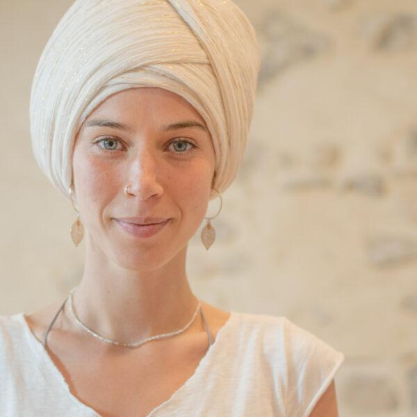 Victoire Lacoste - Enseignement Yoga - Crest - Drôme