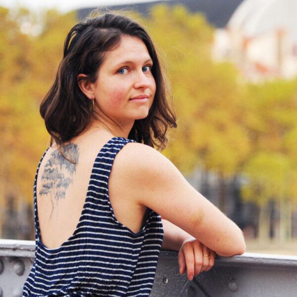 Rose Debouverie - Enseignement Yoga - Crest - Drôme